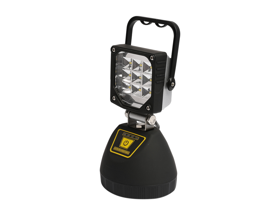 9W LED Flood Beam Pocket Work Light L12-2002-9S
