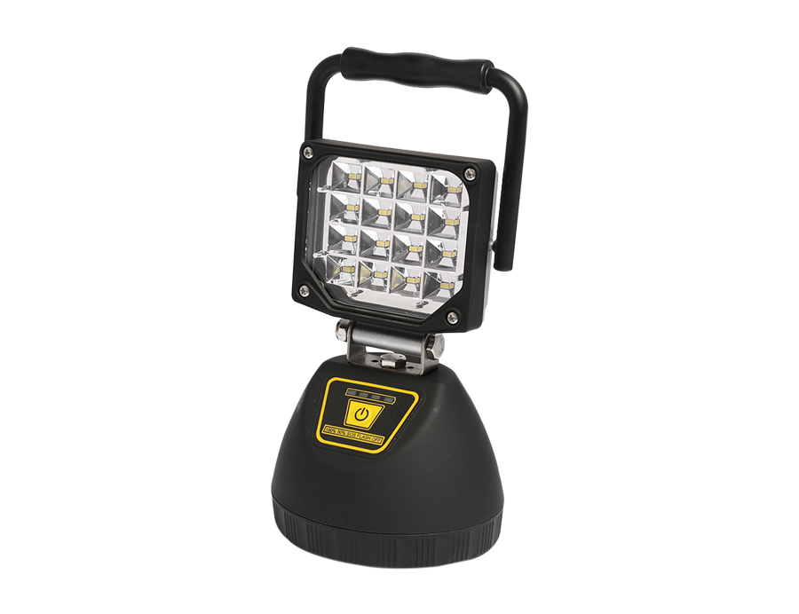 Magnetic Handheld Rechargeable Led Work Lights AC/DC 16W L12-2002-16S-A