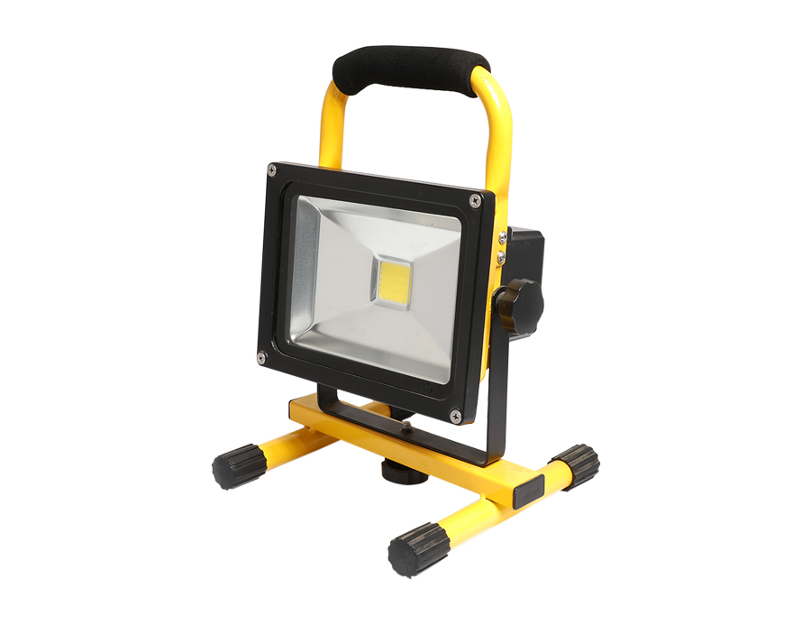 Fishing Lighting Fixtures Waterproof rechargeable led flood light L10-2001-20W-3H