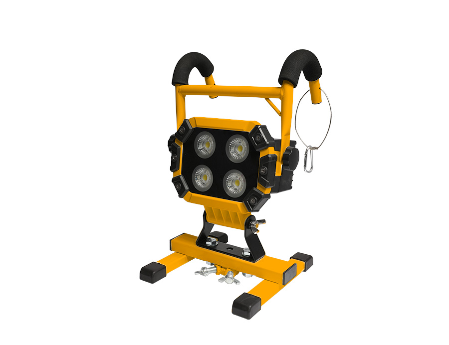 Rechargeable 40W professional Portable Led Flood Light L10-G2040-40W-B